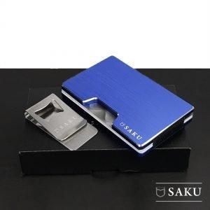 Saku Official - Dompet Kartu Saku Metal